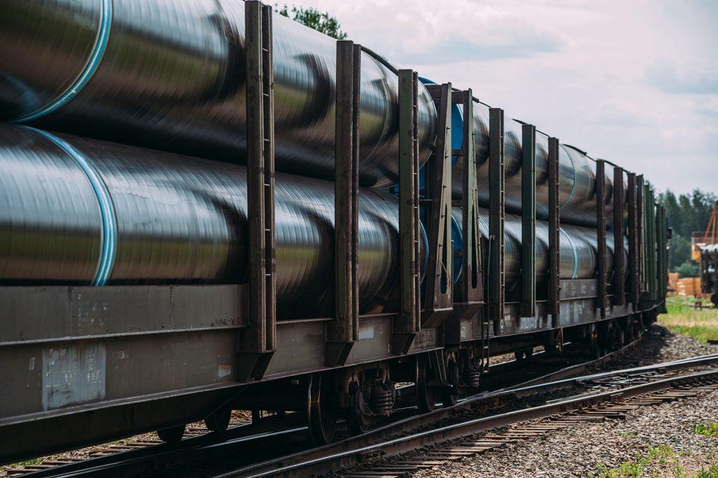 Triad Metals Logistics Rail