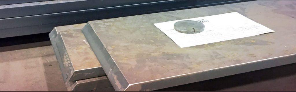 Triad Metals Plate Bevel