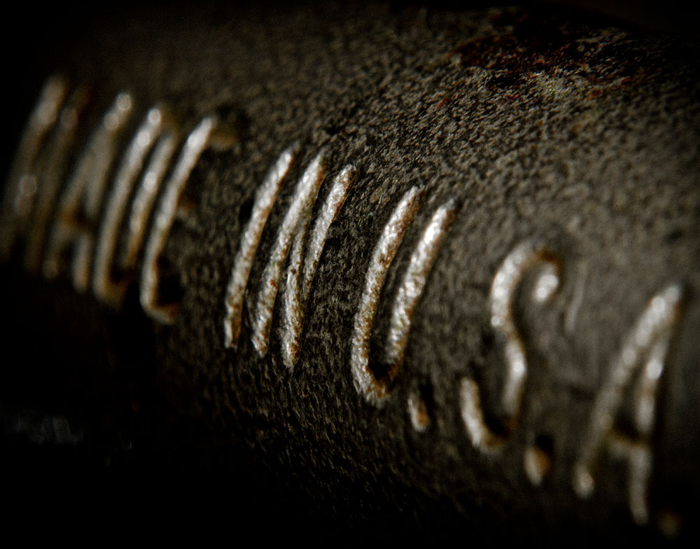Triad Metals Pin Stamp Etch