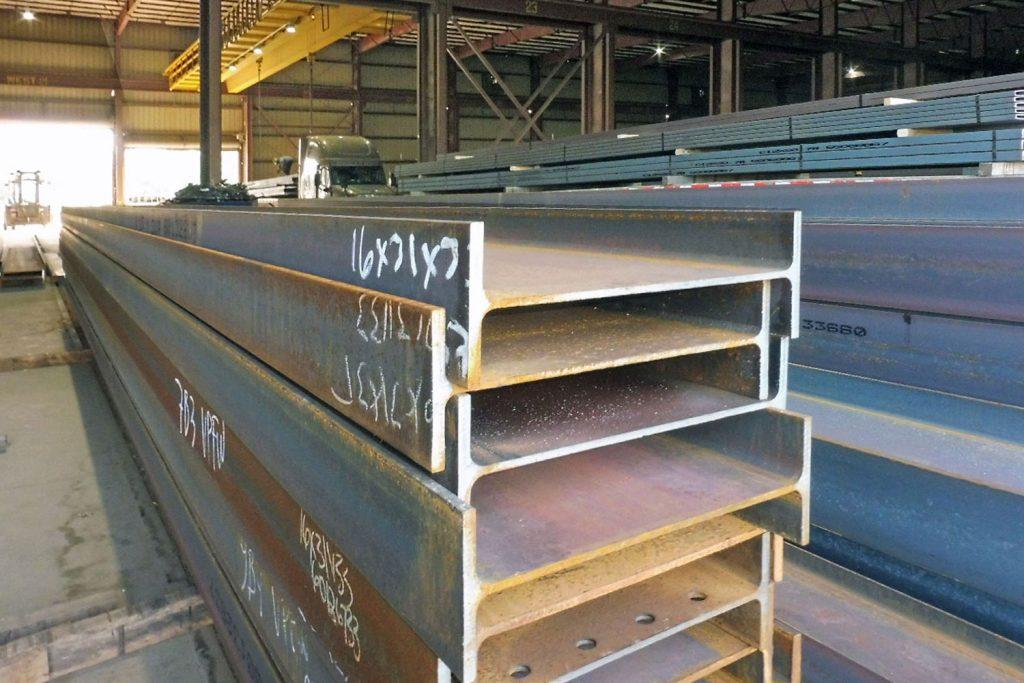 Triad Metals Channel Stack