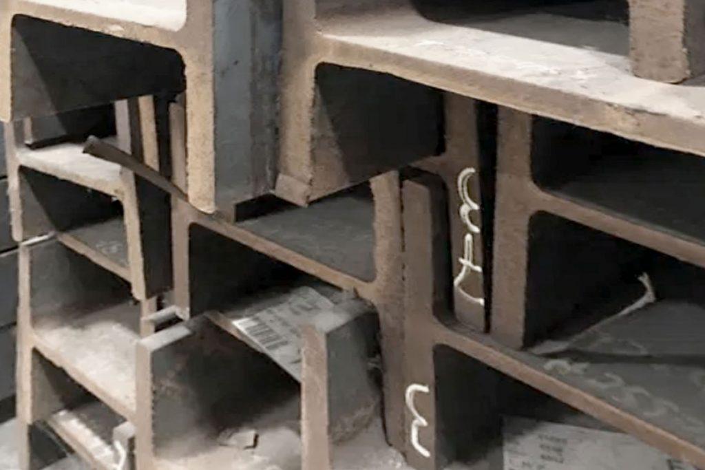 Triad Metals Beam Stack