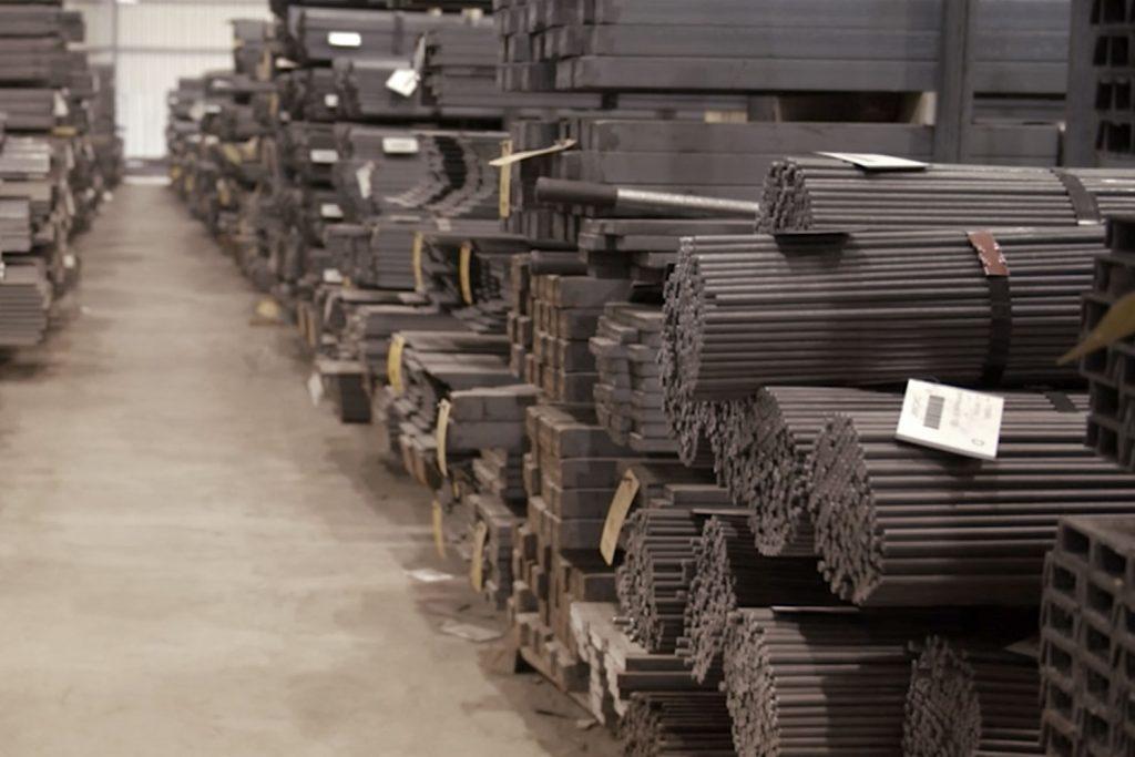 Triad Metals Round MBQ Warehouse