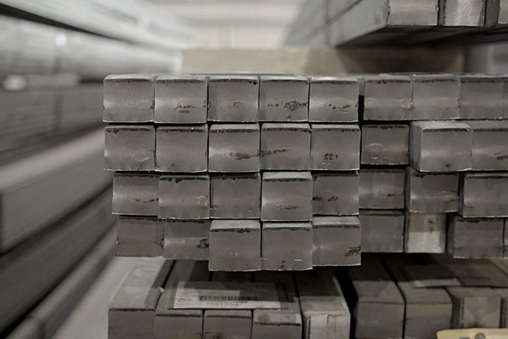 Triad Metals Square MBQ Warehouse