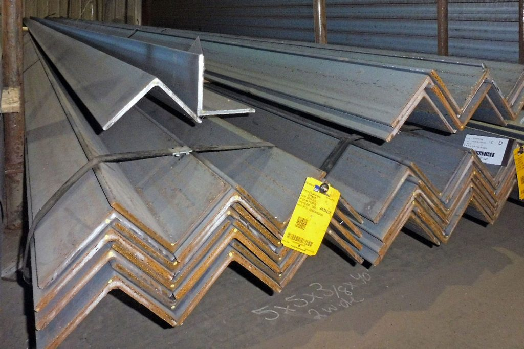 Triad Metals Angles Warehouse