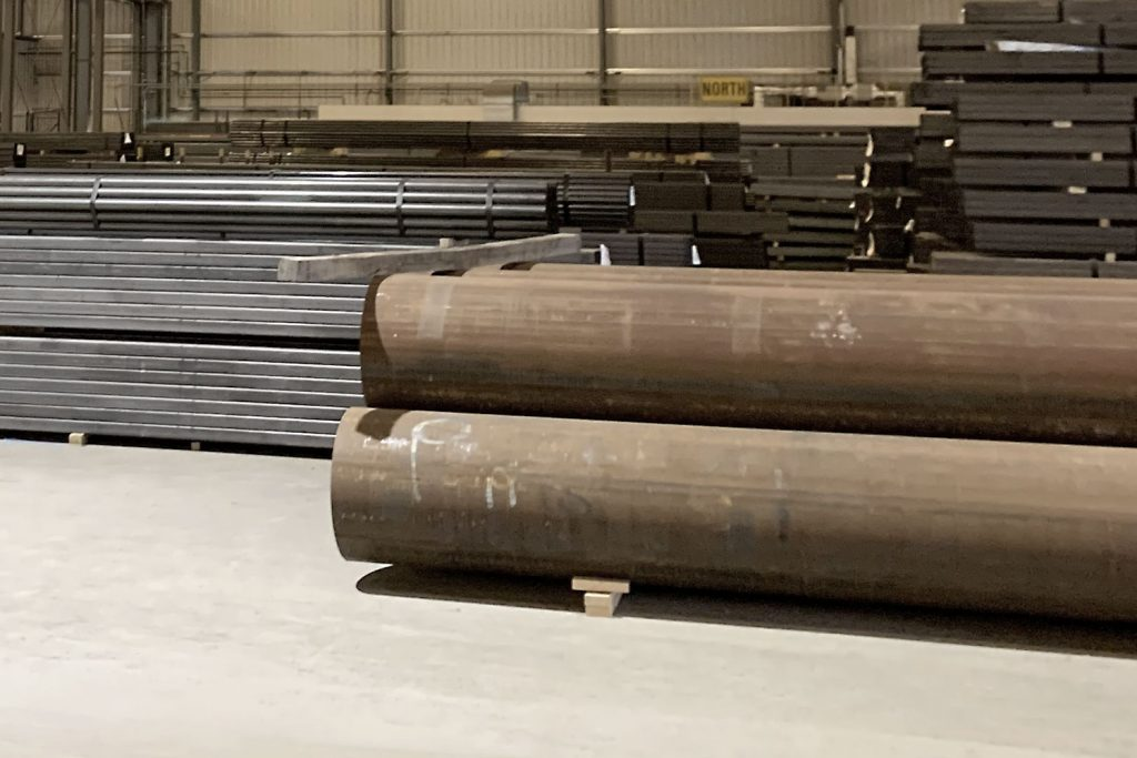 Triad Metals Piling Pipe