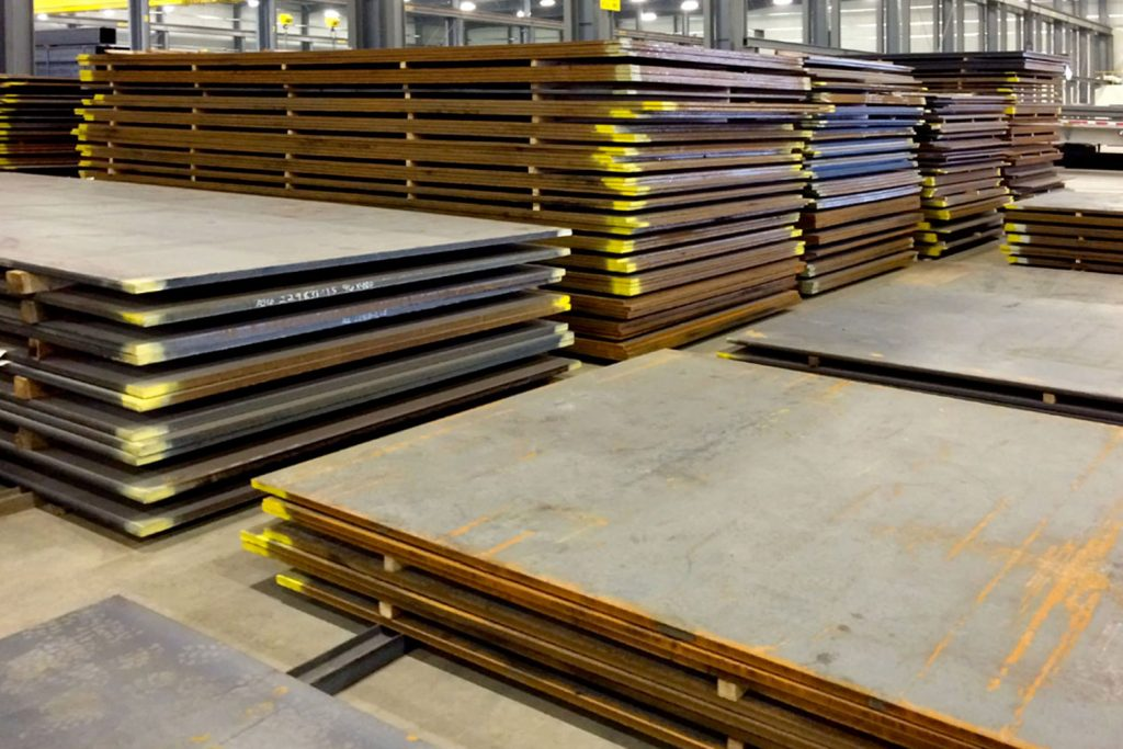 Triad Metals Plate Stacks