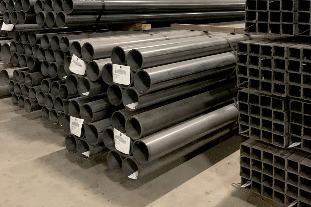 Triad Metals Tubes Square and Round