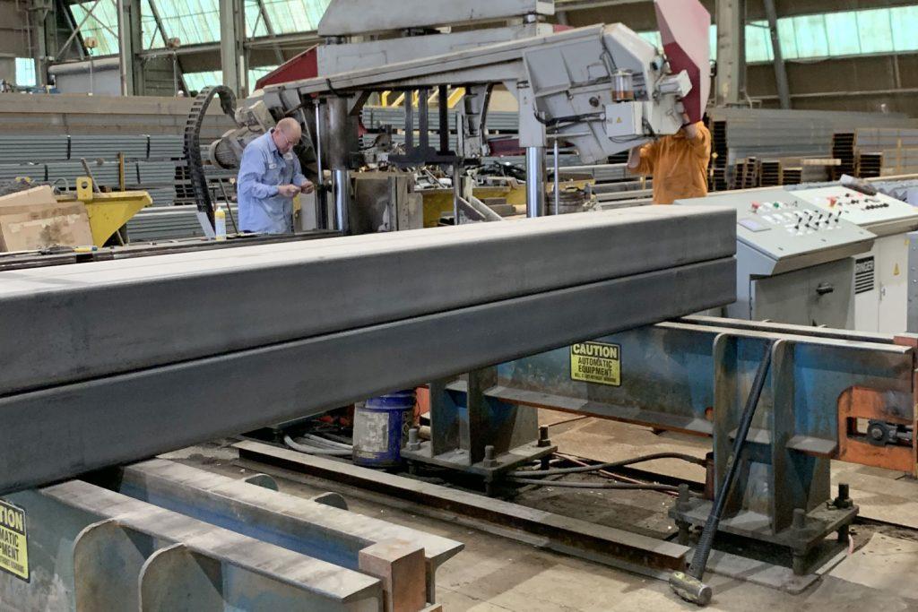 Triad Metals Tubes Cutting