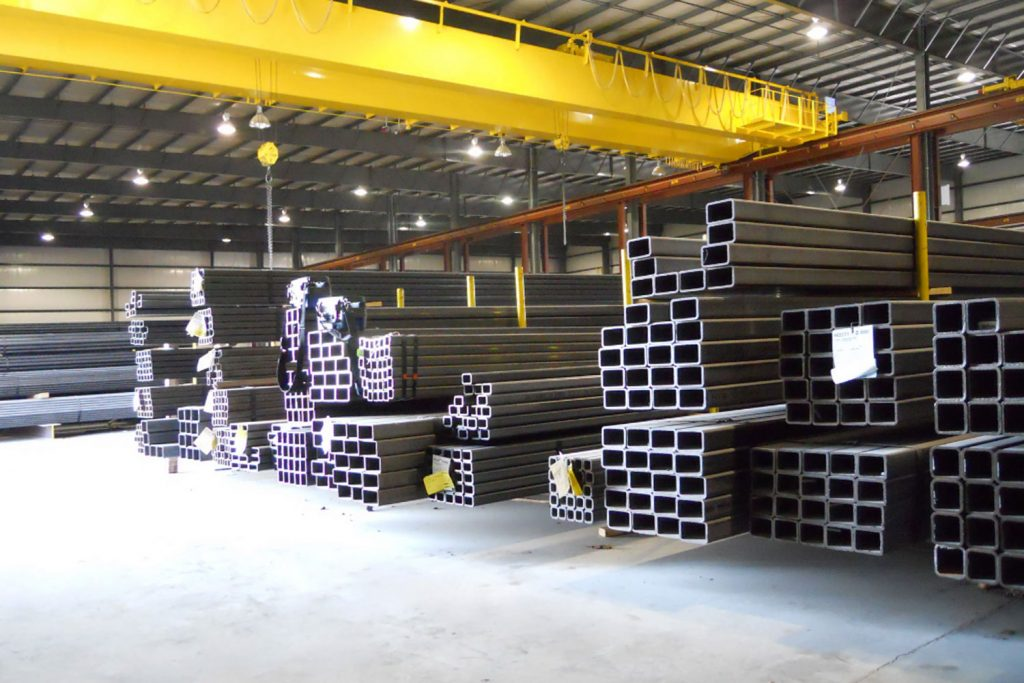 Triad Metals Tubes Warehouse