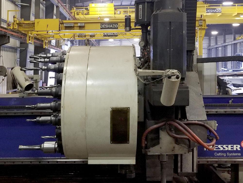 Triad Metals Plate Process Drills